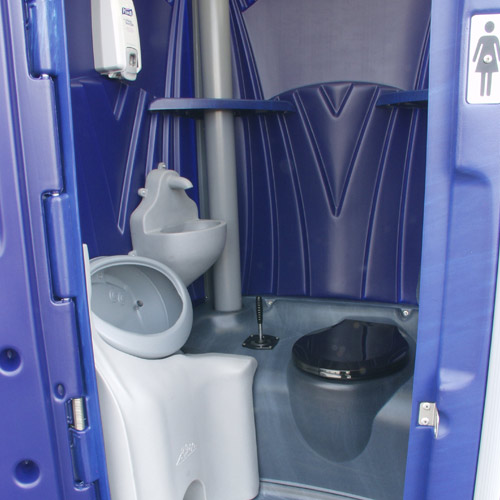Portable Toilet Exhibition : Flushable portable toilets toilet