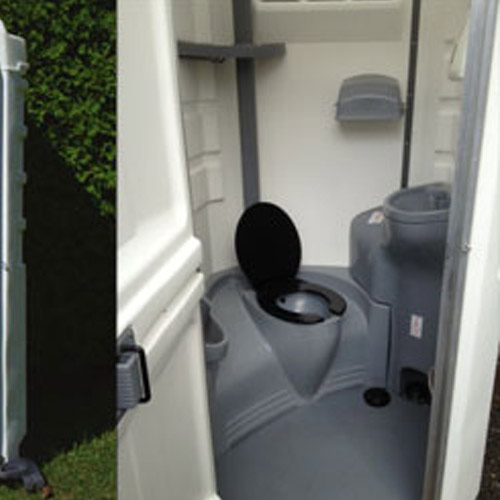 Flushable Portable Toilet